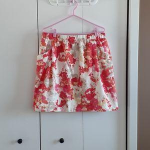 💥Host Pick💥  Halogen spring skirt silk cotton